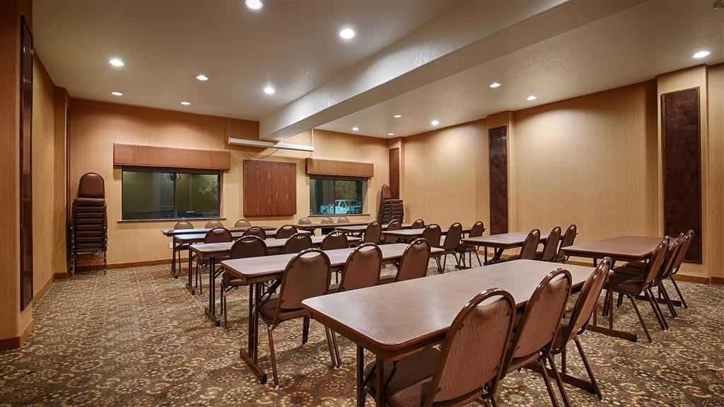 Best Western Plus Palo Alto Inn & Suites - Sala meeting