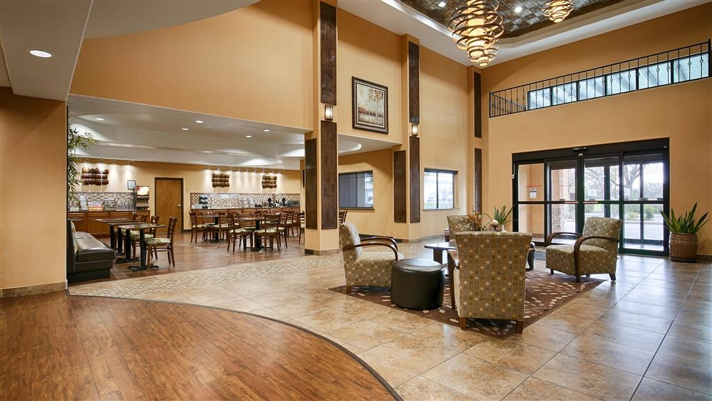 Best Western Plus Palo Alto Inn & Suites - Hall dell'hotel