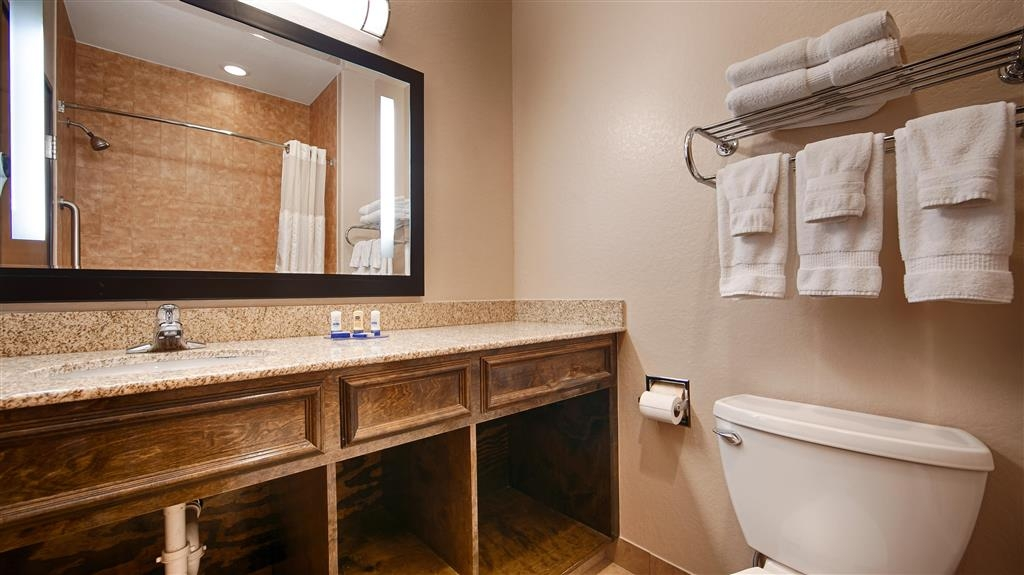 Best Western Plus Palo Alto Inn & Suites - Bagno