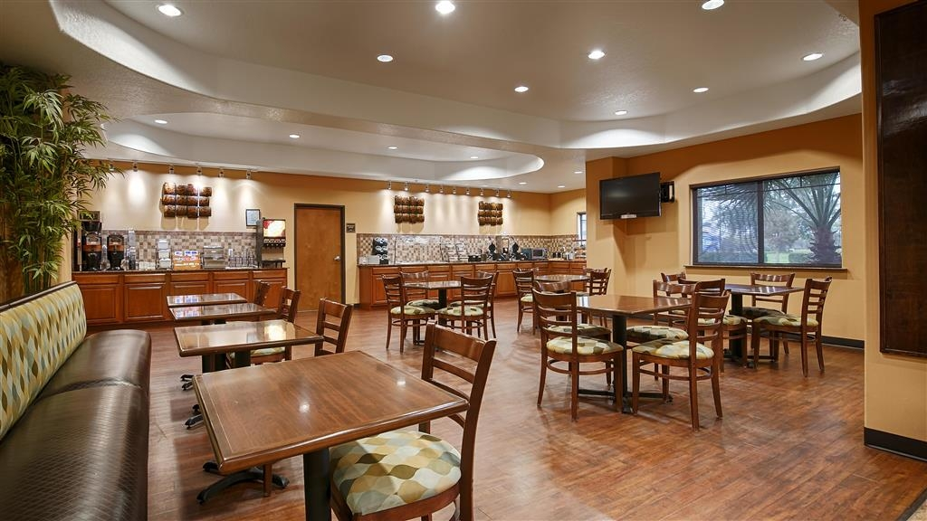 Best Western Plus Palo Alto Inn & Suites - Area colazione
