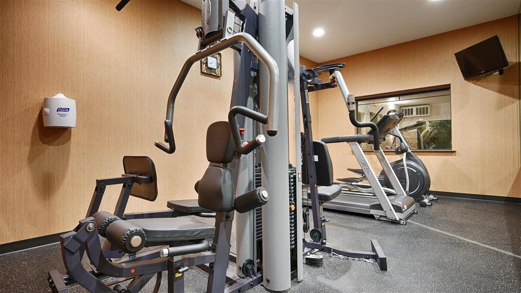 Best Western Plus Palo Alto Inn & Suites - Centro fitness
