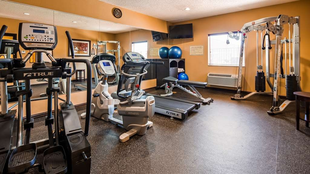 Best Western Plus University Inn & Suites - Fitness Center