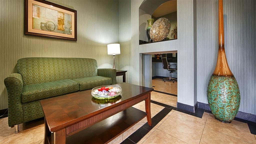 Best Western Marlin Inn & Suites - Hotelhalle