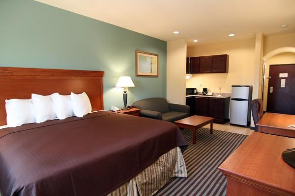 Best Western Marlin Inn & Suites - Hotelzimmer