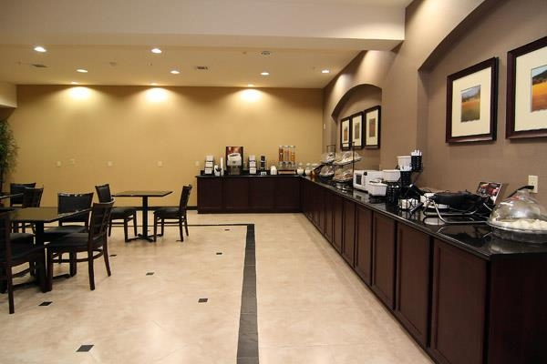Best Western Marlin Inn & Suites - Breakfast Area
