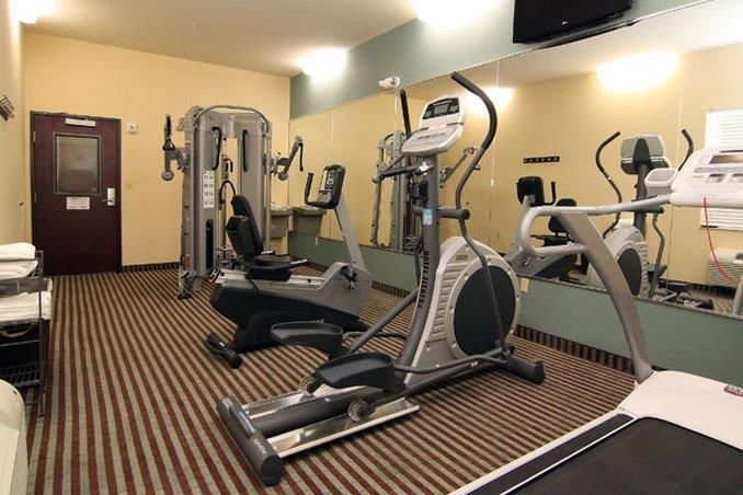 Best Western Marlin Inn & Suites - Fitnessstudio