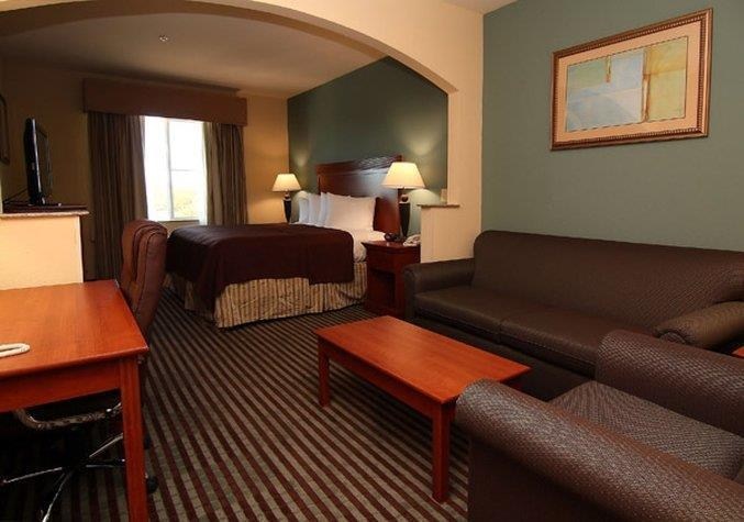 Best Western Marlin Inn & Suites - Kingsize-Suite