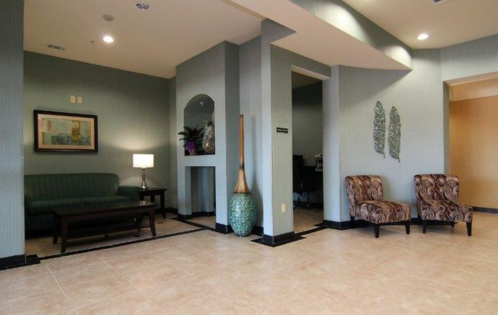 Best Western Marlin Inn & Suites - Foyer