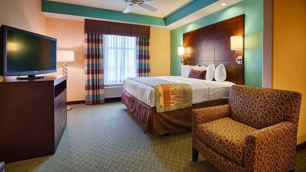 Best Western Plus Midland Suites - Habitaciones/Alojamientos