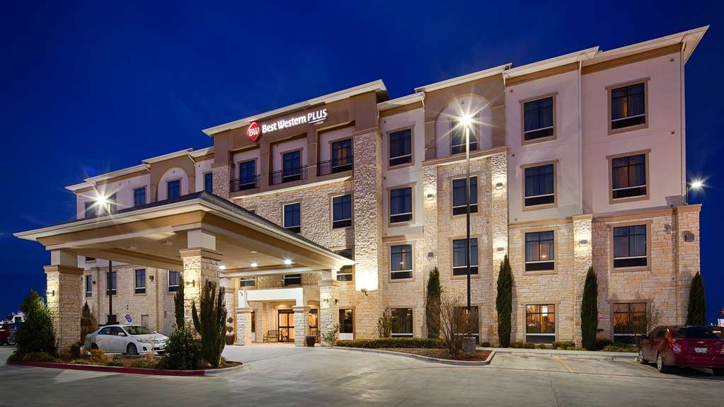 Best Western Plus Midland Suites - Vista Exterior