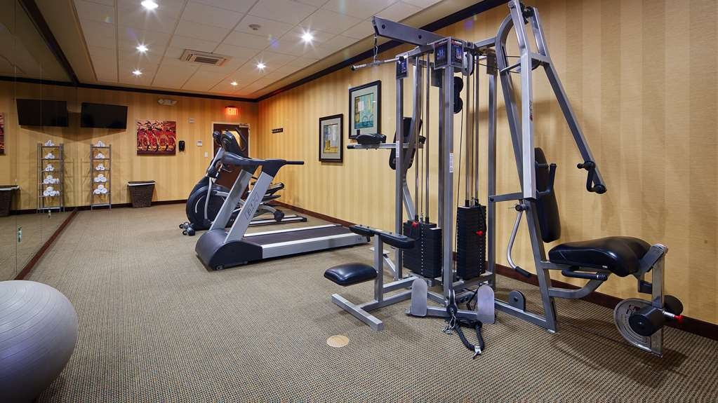 Best Western Plus Midland Suites - Fitness Center
