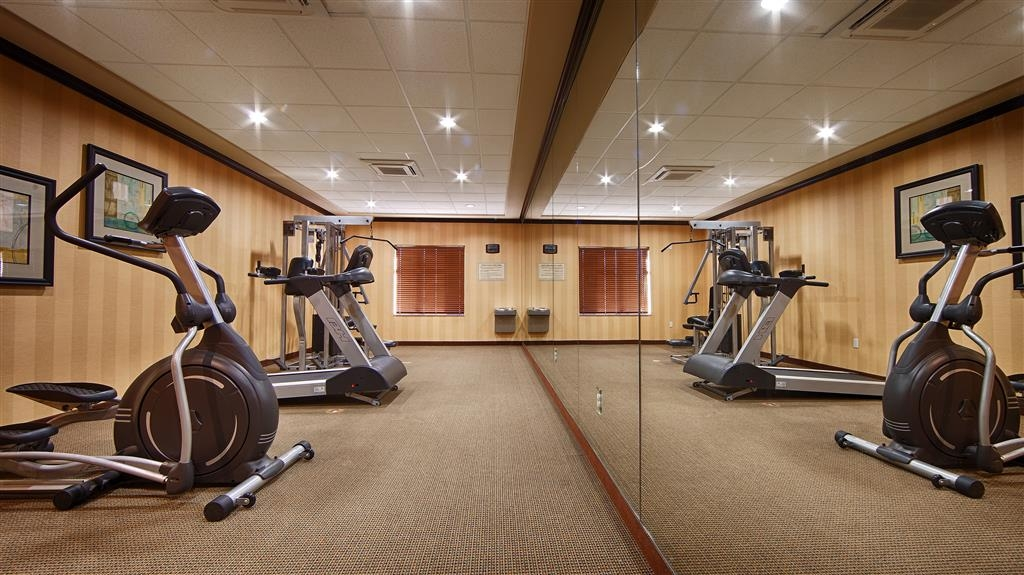 Best Western Plus Midland Suites - Centro fitness