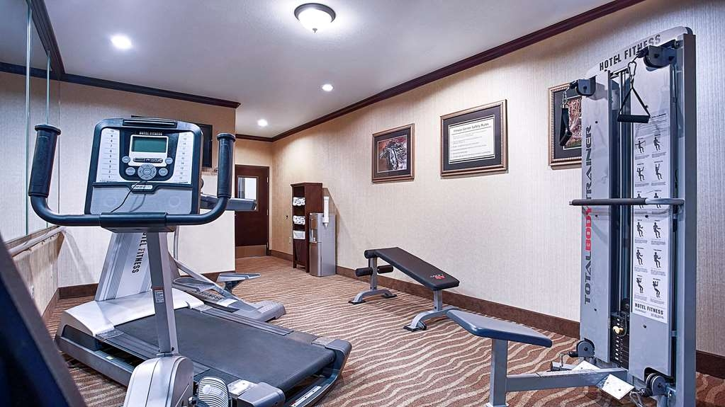 Best Western Plus Royal Mountain Inn & Suites - Fitness Center