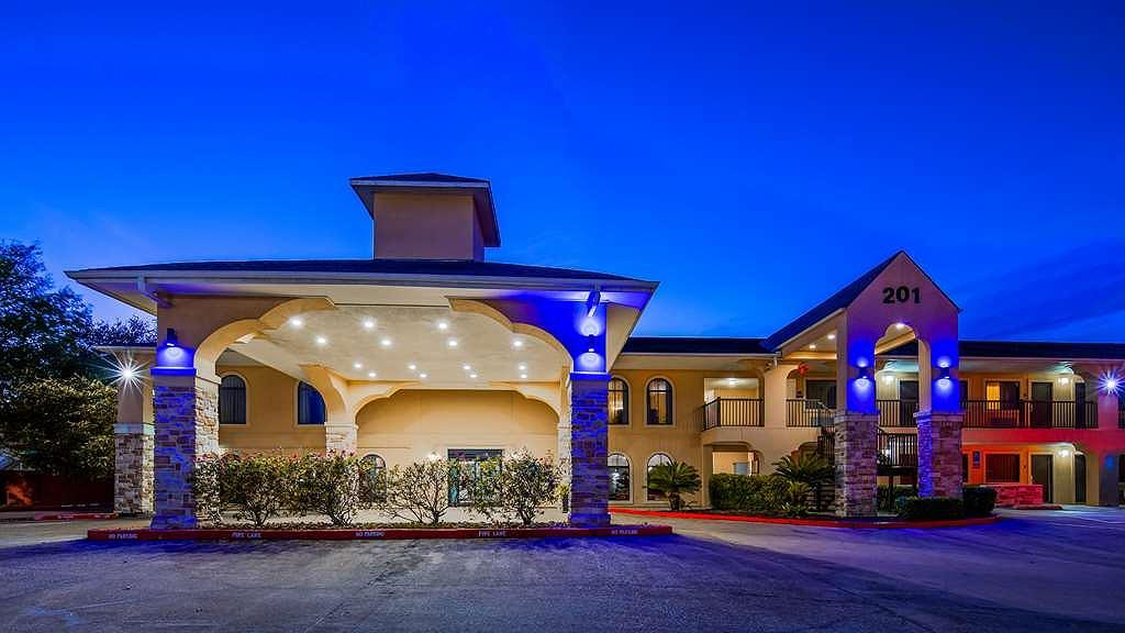 Best Western Huntsville Inn & Suites - Aussenansicht