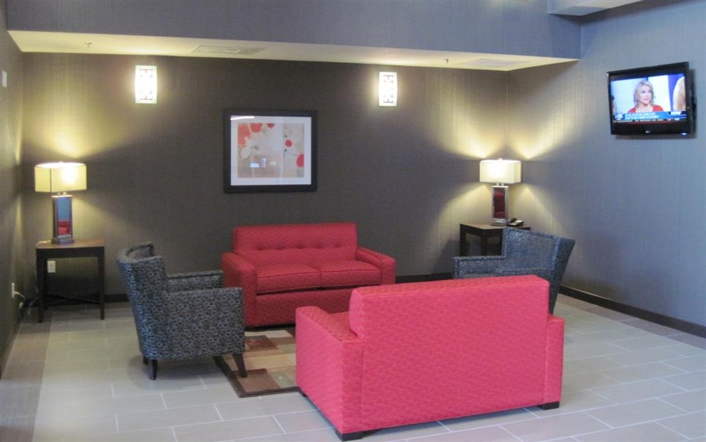 Best Western Plus Austin Airport Inn & Suites - Hall dell'hotel