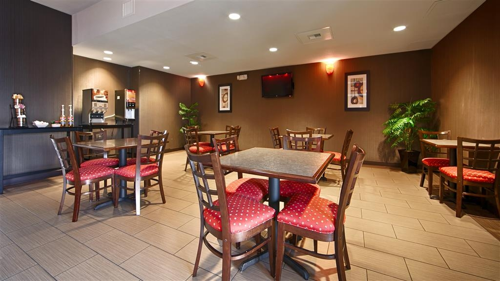 Best Western Plus Austin Airport Inn & Suites - Area colazione