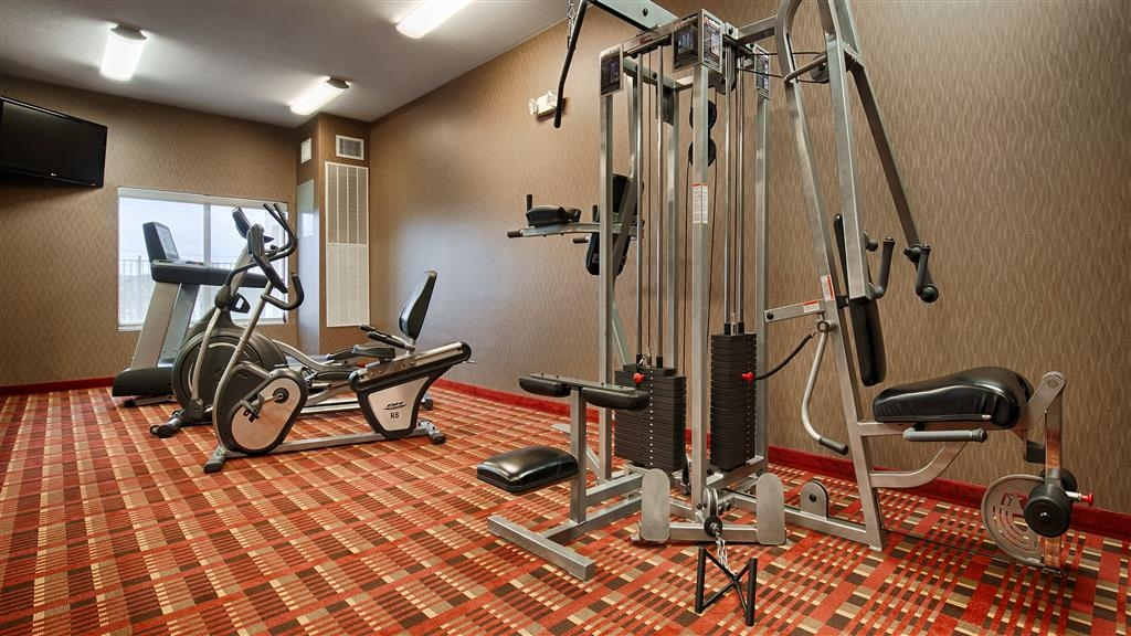 Best Western Plus Austin Airport Inn & Suites - Centro fitness