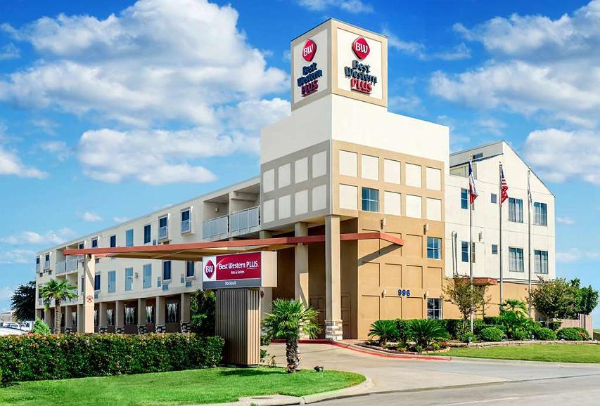 Best Western Plus Rockwall Inn & Suites - Vista exterior