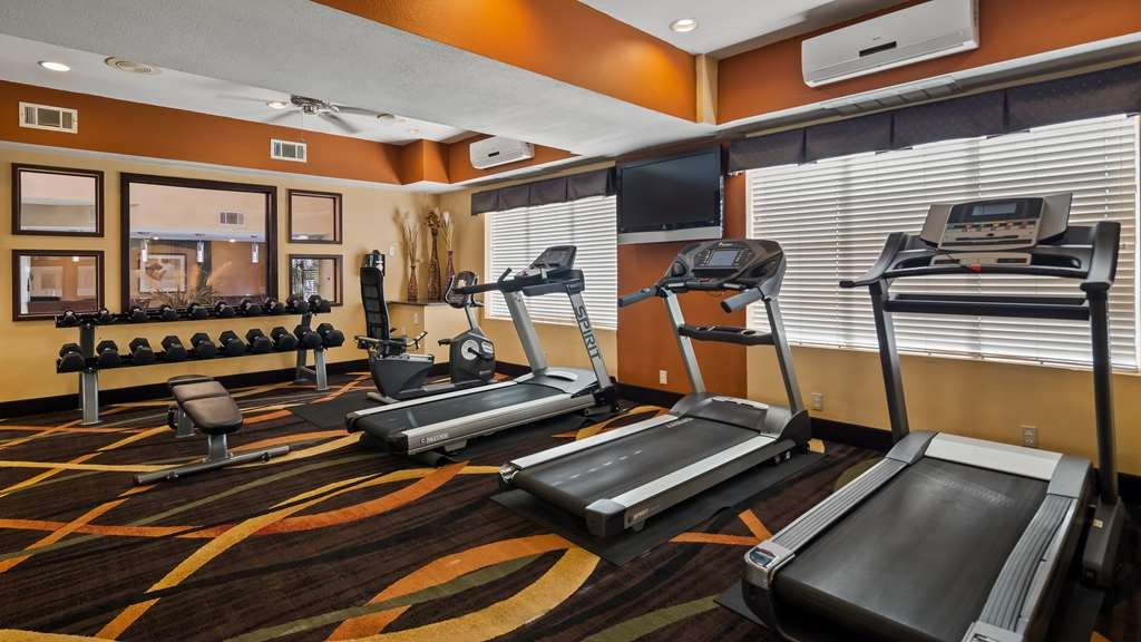 Best Western Plus Rockwall Inn & Suites - Fitnessstudio