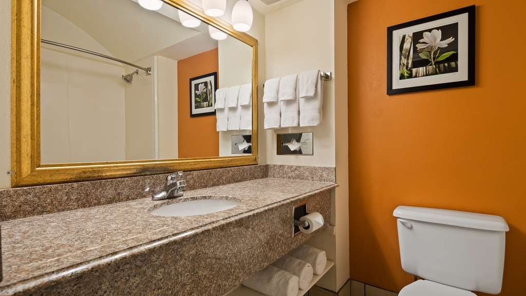 Best Western Plus Rockwall Inn & Suites - Bathroom