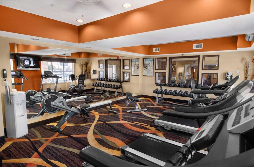 Best Western Plus Rockwall Inn & Suites - workout room