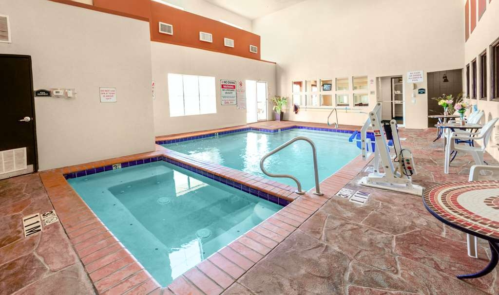 Best Western Plus Rockwall Inn & Suites - hallenbad