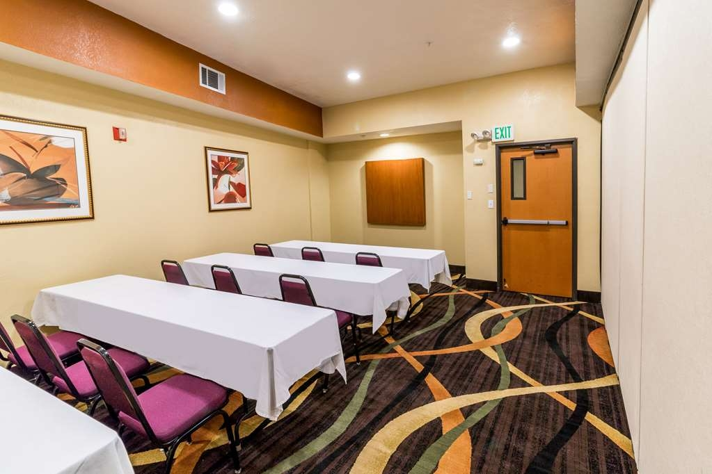 Best Western Plus Rockwall Inn & Suites - Tagungsraum