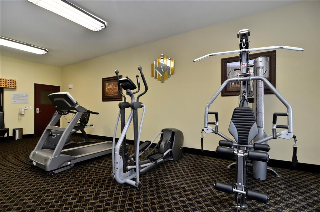Best Western Plus Blanco Luxury Inn & Suites - Centro fitness