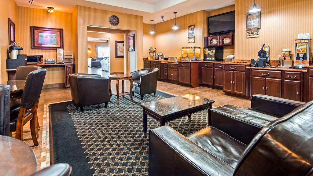 Best Western Plus Blanco Luxury Inn & Suites - Ristorante / Strutture gastronomiche