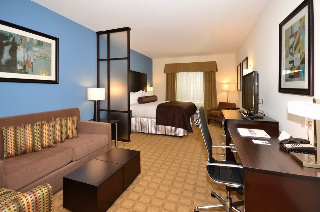 Best Western Plus Lytle Inn & Suites - Suite con letto king size