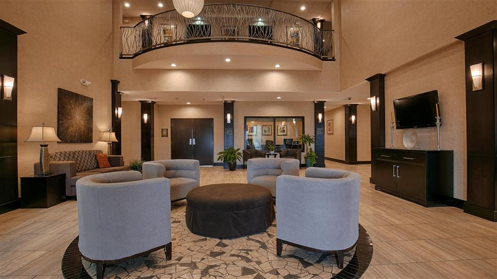Best Western Plus Lytle Inn & Suites - Hall dell'hotel