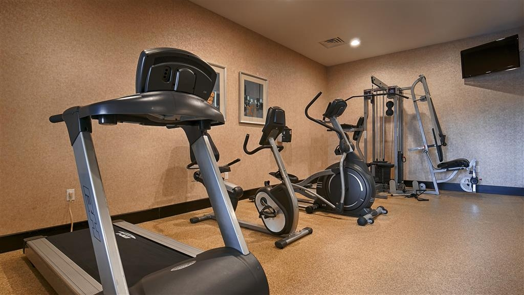 Best Western Plus Lytle Inn & Suites - Centro fitness