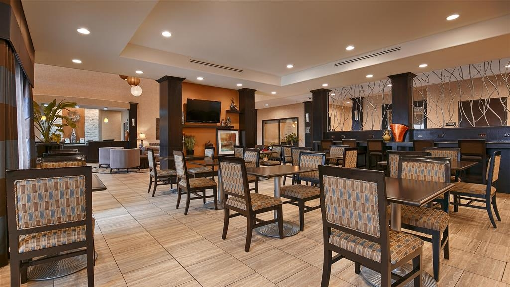Best Western Plus Lytle Inn & Suites - Area colazione