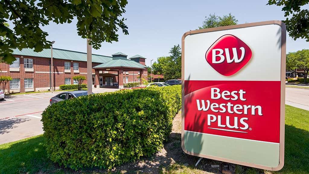 Best Western Plus Addison/Dallas Hotel - Außenansicht