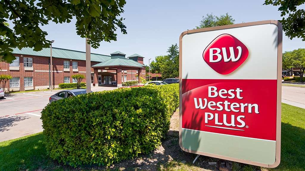 Best Western Plus Addison/Dallas Hotel - Vue extérieure