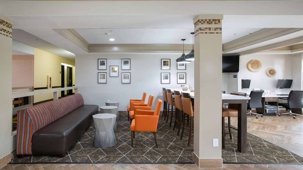 Best Western Plus Addison/Dallas Hotel - Lobbyansicht
