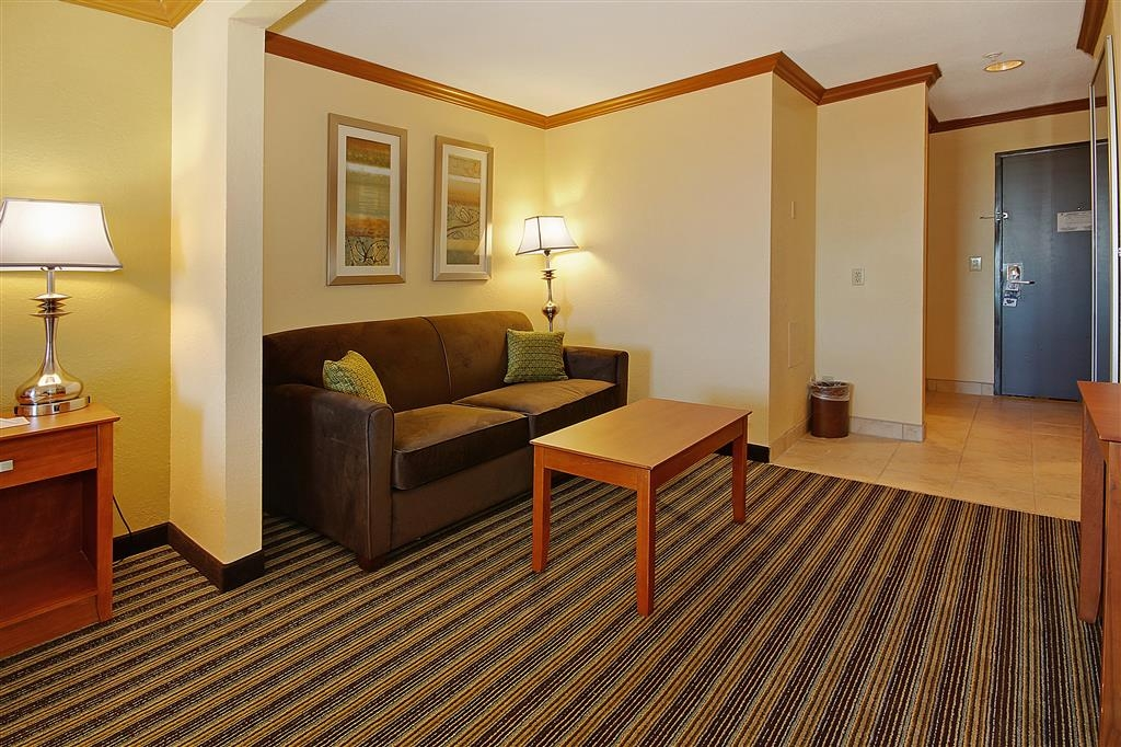 Best Western Plus Seawall Inn & Suites by the Beach - Habitación