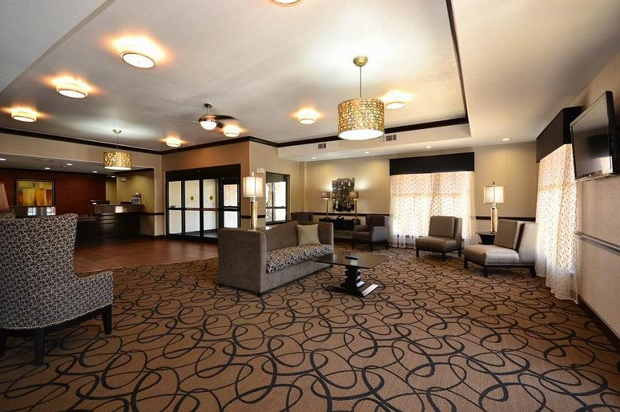 Best Western Plus Classic Inn & Suites - The moment you step into our spacious lobby, youu2019ll feel like part of our family, stay with people who care.