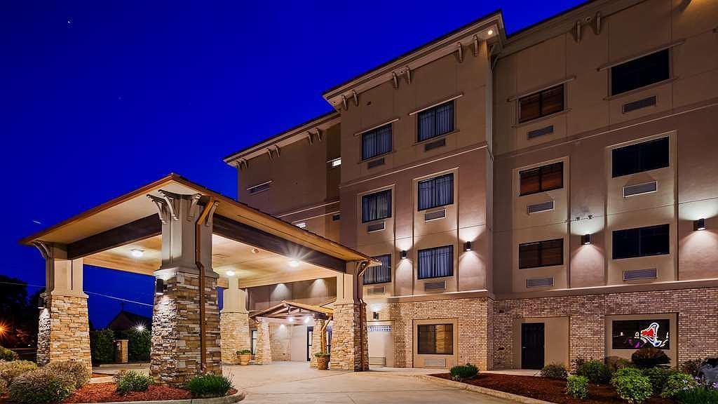 Best Western Plus Classic Inn & Suites - Aussenansicht