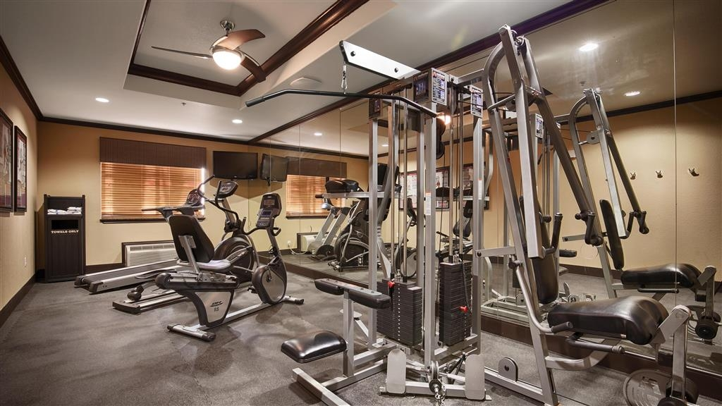 Best Western Plus Classic Inn & Suites - Centro fitness