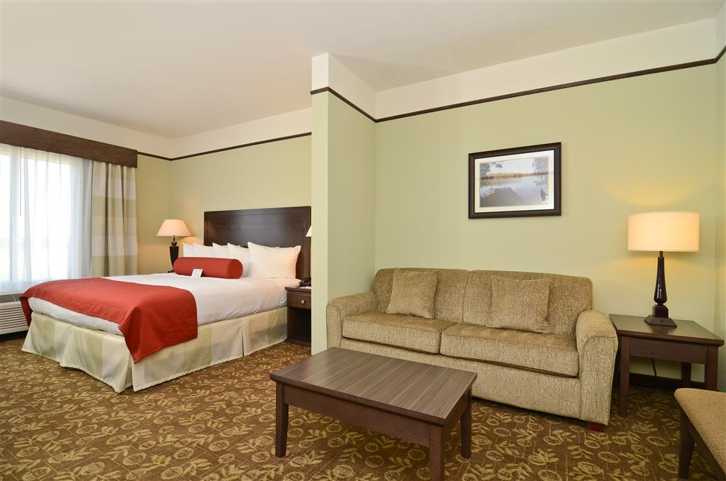 Best Western Plus Emory at Lake Fork Inn & Suites - Gästezimmer