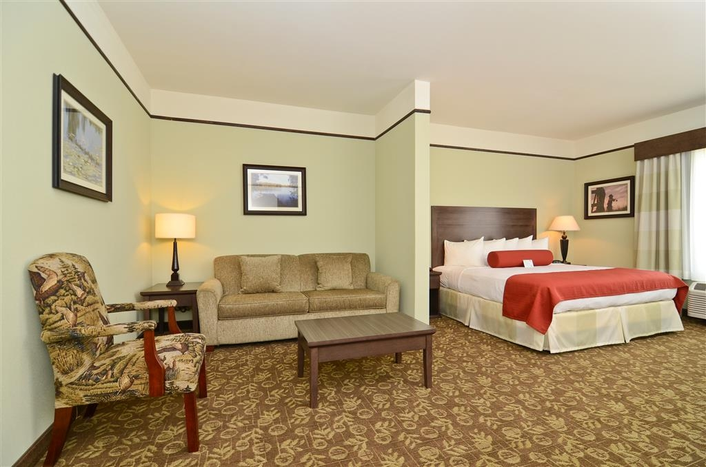 Best Western Plus Emory at Lake Fork Inn & Suites - Habitaciones/Alojamientos