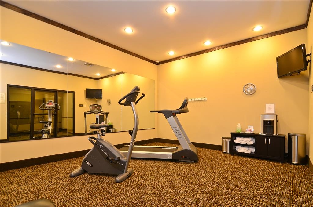 Best Western Plus Emory at Lake Fork Inn & Suites - Fitnessstudio