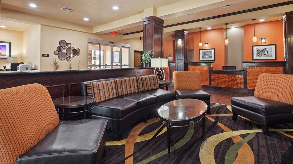Best Western Plus Goliad Inn & Suites - Lobbyansicht