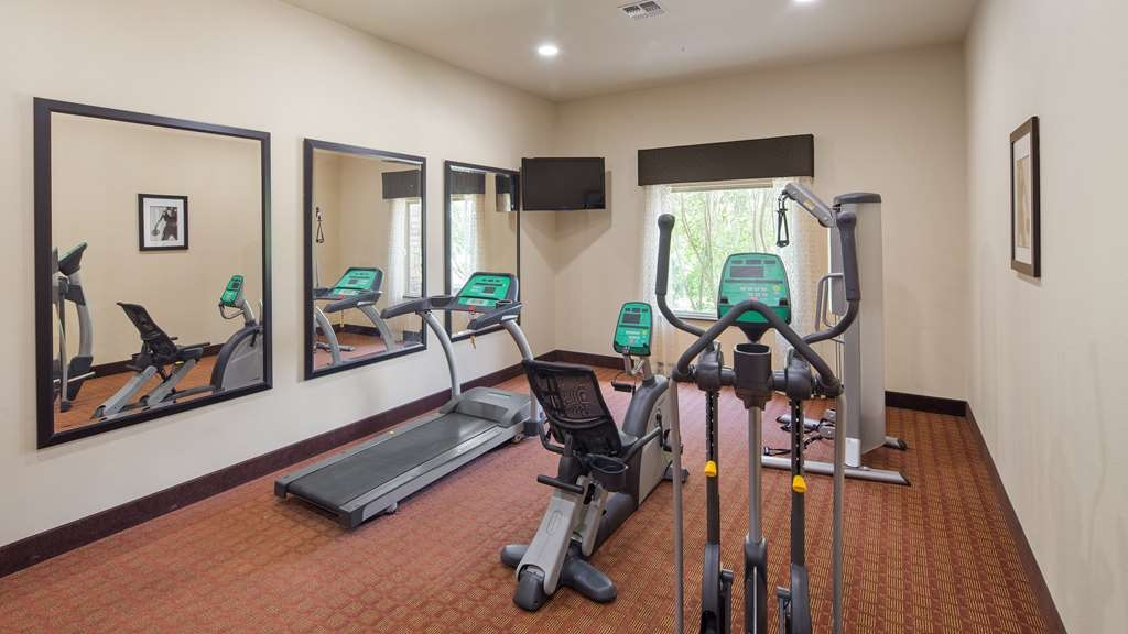 Best Western Plus Goliad Inn & Suites - Fitnessstudio