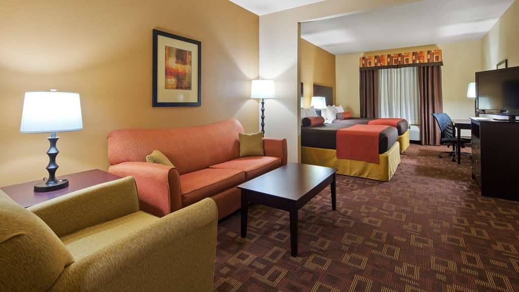 Best Western Plus Goliad Inn & Suites - Suite