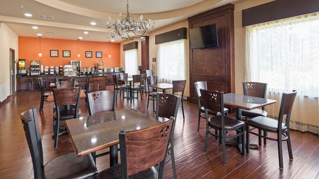 Best Western Plus Goliad Inn & Suites - Restaurant / Gastronomie