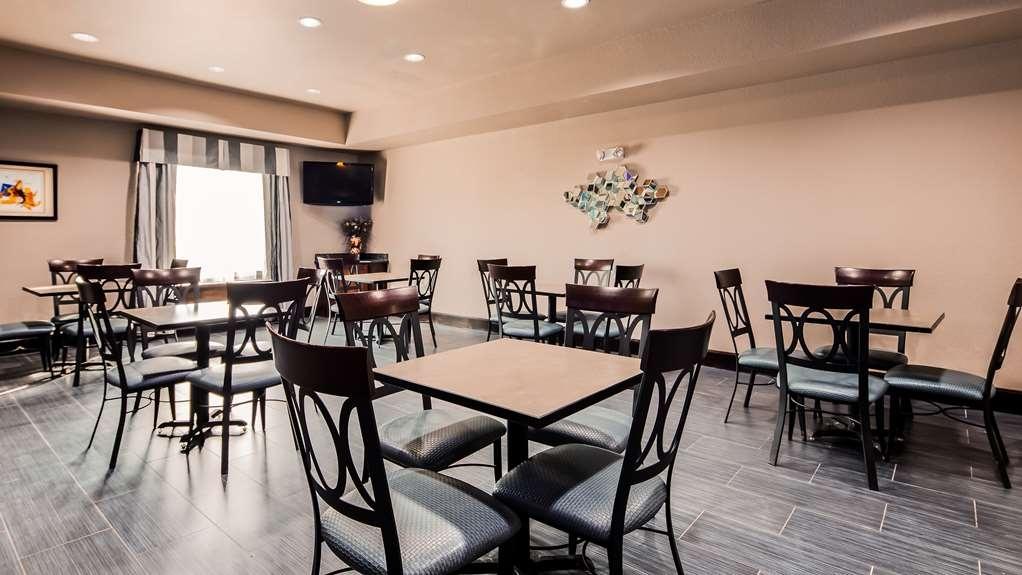 Best Western Plus Kenedy Inn - Breakfast Area