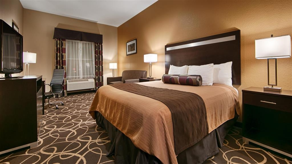 Best Western Plus Kenedy Inn - Guest Room