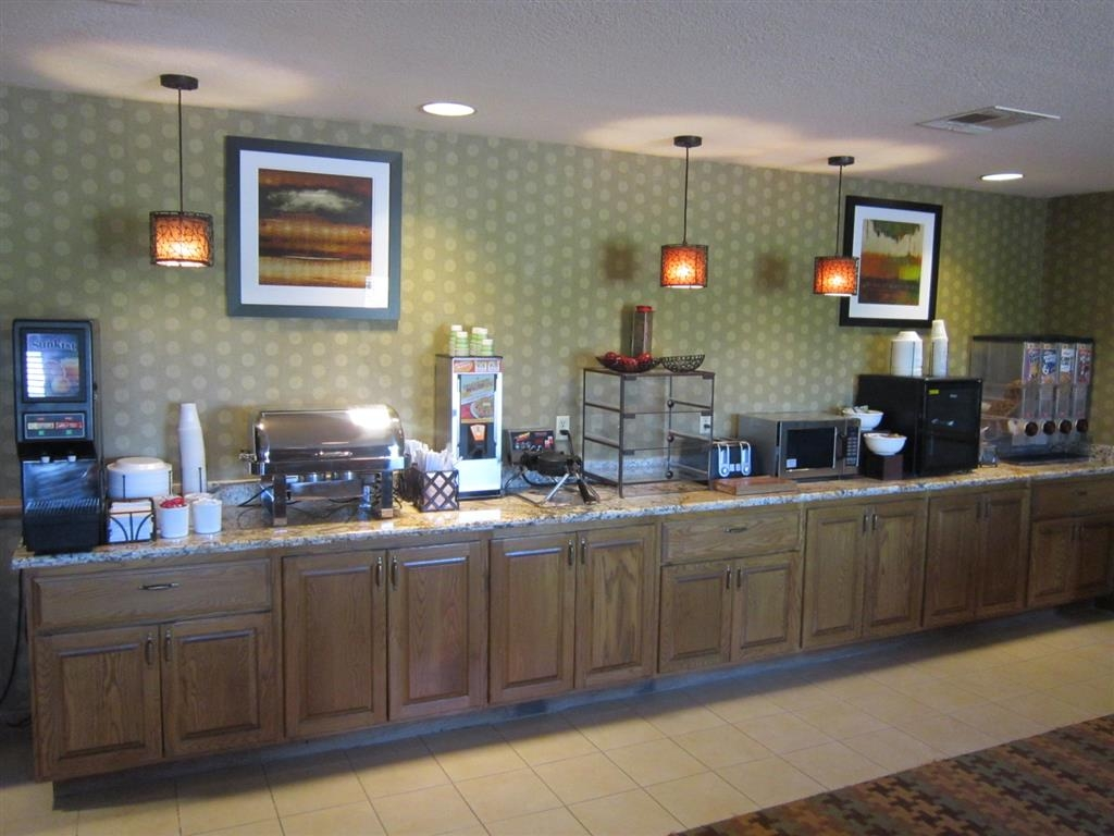 Best Western Plus Waco North - Area colazione
